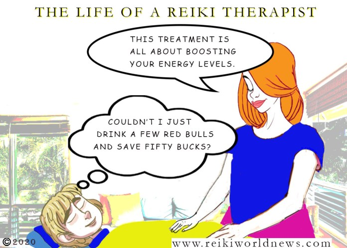 The Reiki Therapist