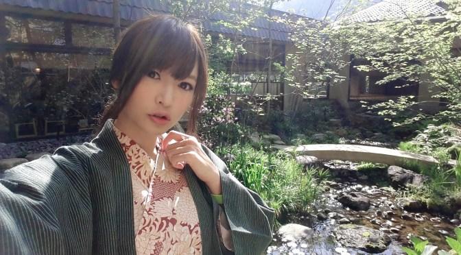 เมื่อฉันแช่ออนเซ็นญี่ปุ่นออกรายการทีวี!? Bathing in Onsen for TV Show experience!?