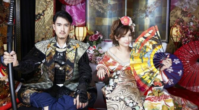 """ถึงอยู่ไทยก็ใส่ """"กิโมโนสุดอลังการ"""" ได้ แปลงโฉมเป็นโออิรันและซามูไรญี่ปุ่นกันเถอะ!! Japanese costume experience in Bangkok"""