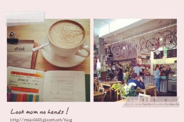 [Live&Learn:倫敦日記] 喝咖啡像騎單車一樣自在—Look mum no hands!