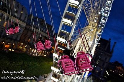 [巴黎]2011.7.18 塞納河與夜晚的杜樂麗