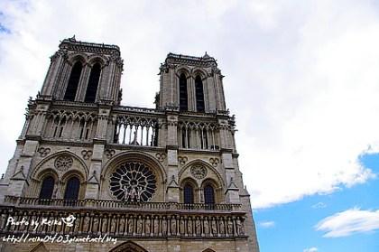[巴黎]2011.7.17 鐘樓怪人的巴黎聖母院