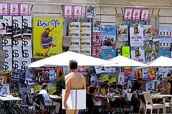 [南法]2011.7.8-9 藝術節以外的Avignon!