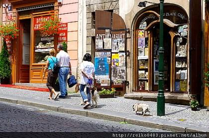 [捷克]2011.6.22 城堡區和可愛到不行的黃金巷