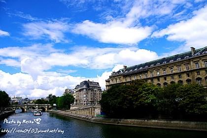 [巴黎]2011.7.22 與黑鬼東的奧賽小約會