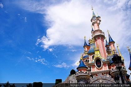 [巴黎]2011.7.12 迪士尼樂園—Disneyland Park