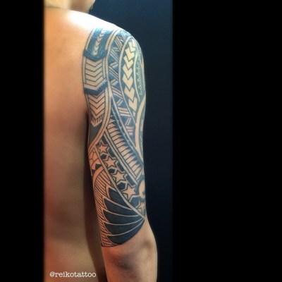 #tattoo #reikotattoo #studiokeen #タトゥー #名古屋 #大須 #矢場町 #hocuspocustattoo #静岡