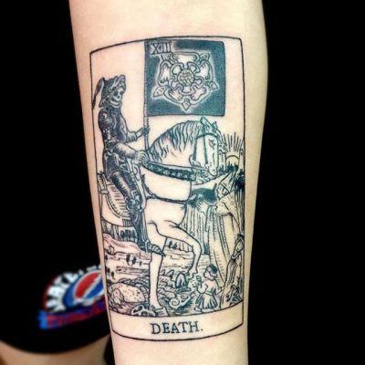 #タロット #talot...#tattoo #reikotattoo #studiokeen #japan #nagoyatattoo #tokyotattoo #irezumi #タトゥー #刺青 #名古屋 #大須 #矢場町 #東京 #静岡 #hocuspocustattoo #shizuokatattoo