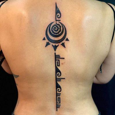 #トライバルタトゥー #インディアン #tribaltattoo  #northamericanindian ...#tattoo #reikotattoo #studiokeen #japan #nagoyatattoo #tokyotattoo #irezumi #タトゥー #刺青 #名古屋 #大須 #矢場町 #東京