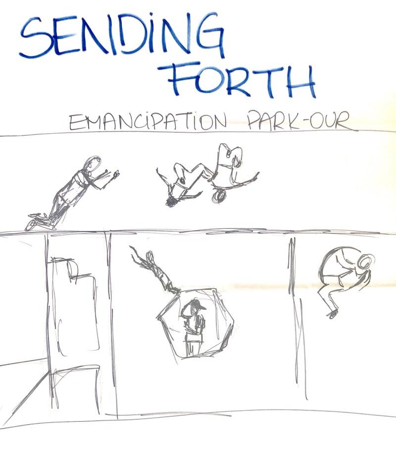 Sending Forth