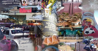 Soweto Collage