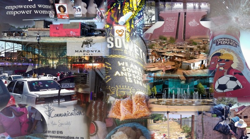 Soweto Collage