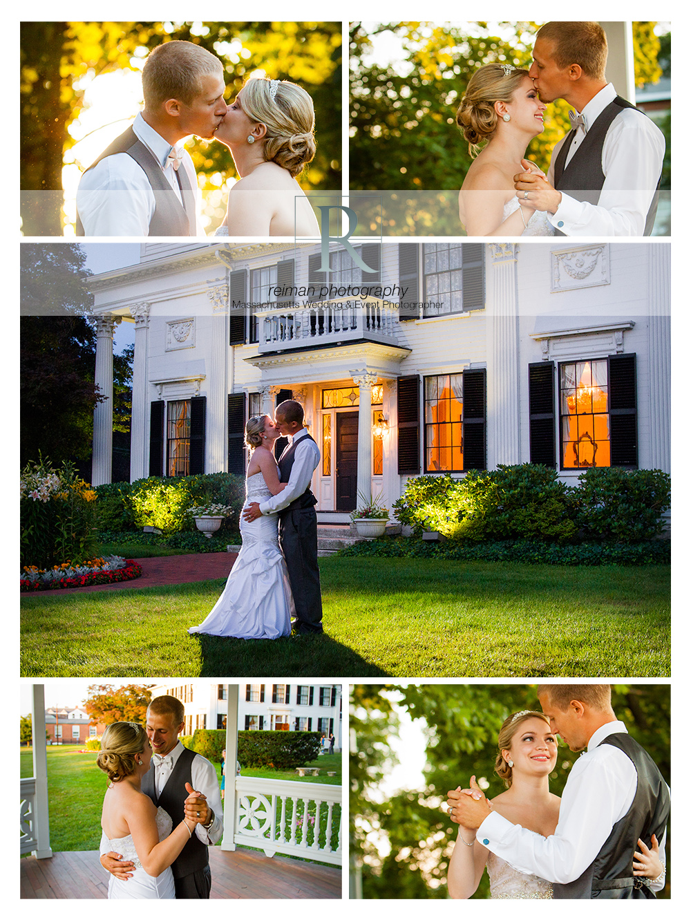 Elegant Asa Waters Mansion Wedding  Reiman Photography