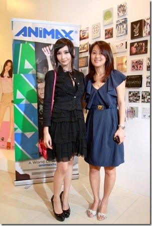 Alodia and Maria Ong