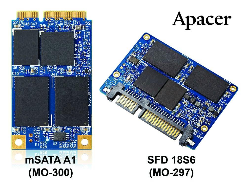 Apacer SFD 18S6 and mSATA A1 Image_hi