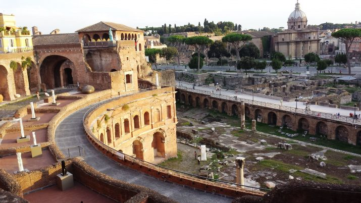 Mercado de Trajano de Roma