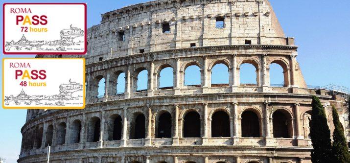 Tarjeta Roma Pass
