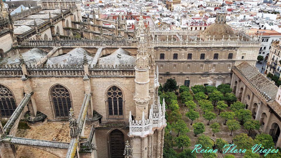 Patio de los Naranjos Sevilla