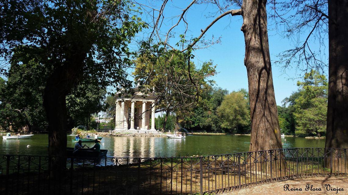 Parque Villa Borghese
