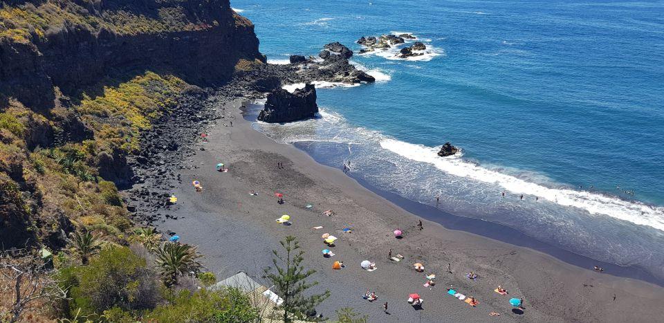 Playa del Bollullo en Tenerife