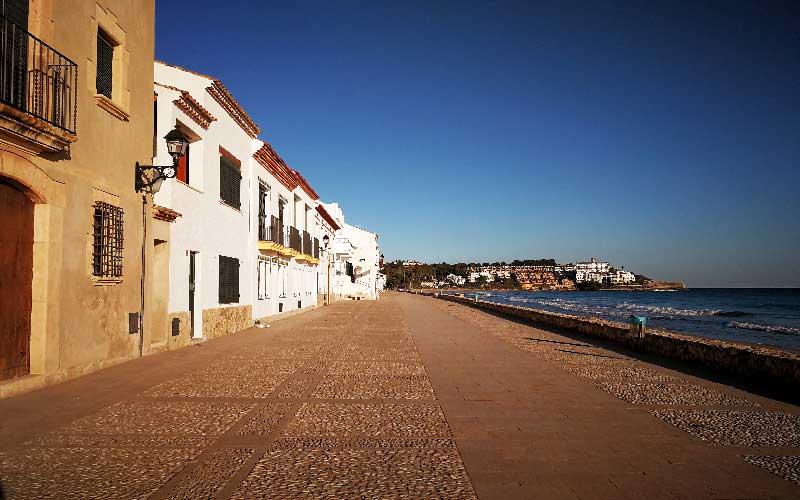 Paseo Marítimo Altafulla