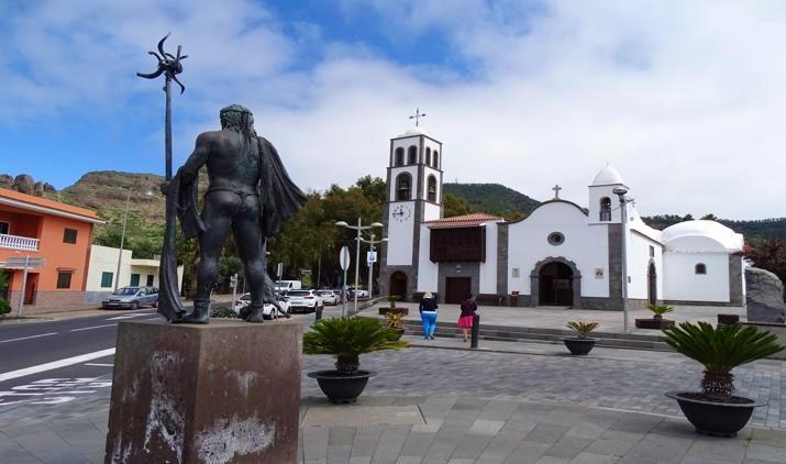 Santiago del Teide un lugar que ver en Tenerife