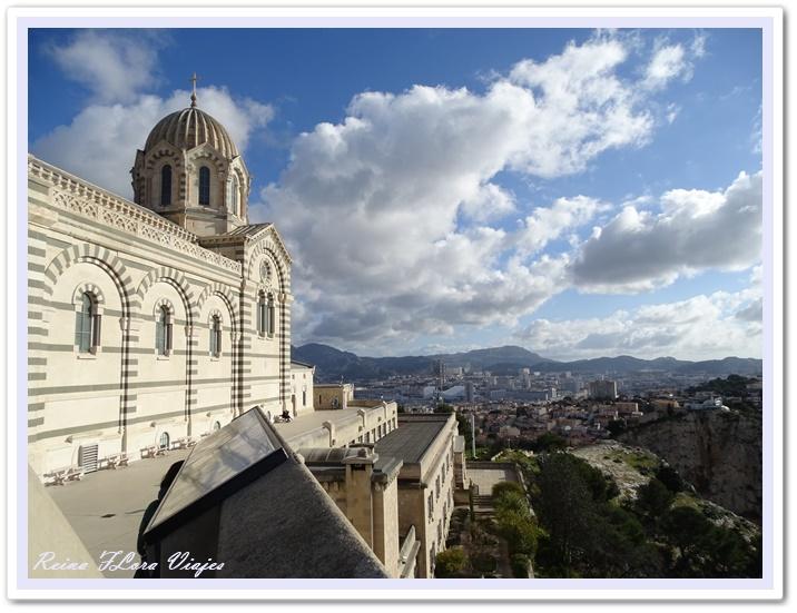 Catedral de Notre Dame Marsella 3 días