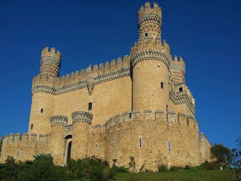 Castillo Nuevo de los Mendoza