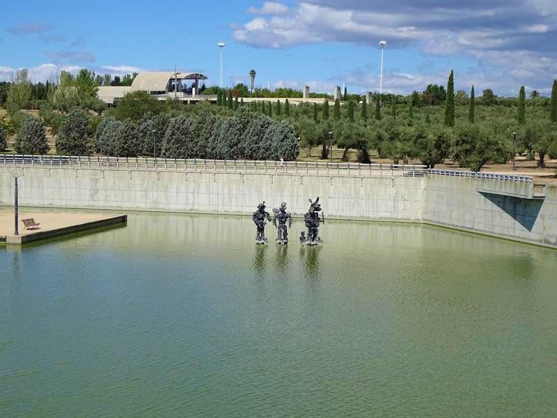 Parque Juan Carlos I de Madrid