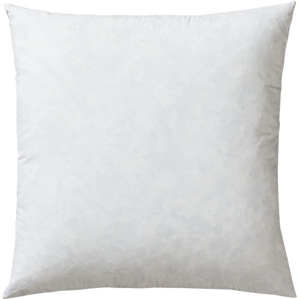 12 x 12 pillow form square 100 all cotton cover with premium polyester filling