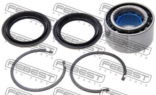 DAC43764043-KIT FRONT WHEEL BEARING (43X76X40X43) OEM to