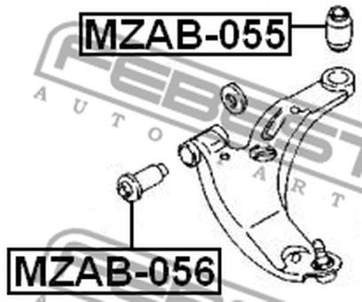 2001 Mazda Protege Suspension Diagram 2003 Mazda Protege