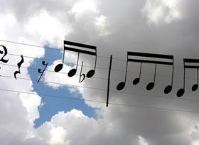 Música princípio organizacional