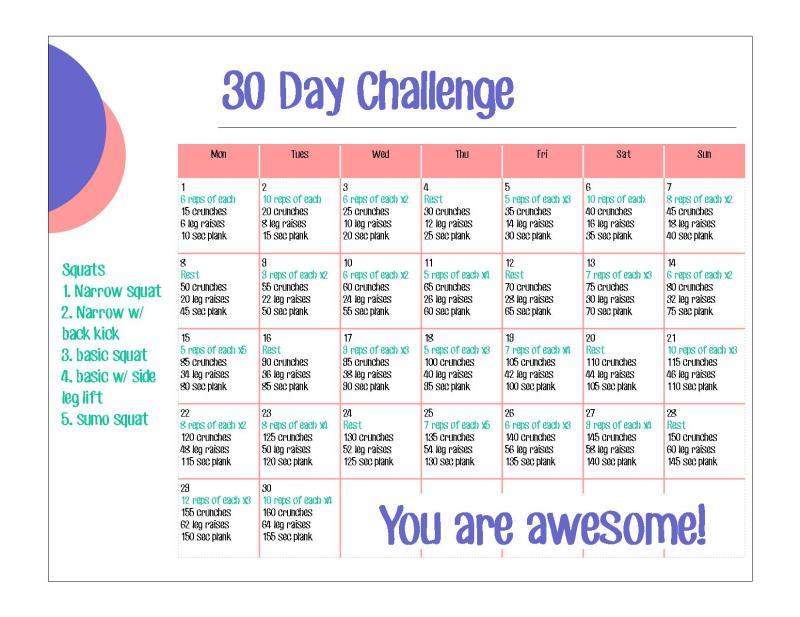 Challenge Day Ab Wheel 30