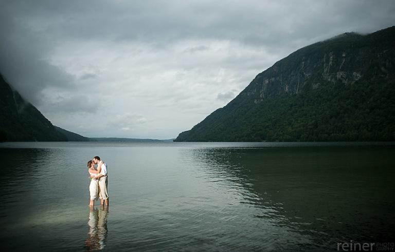 Dana and Joshs wedding in Lake Willoughby VT  Reiner Photography Philadelphia Wedding