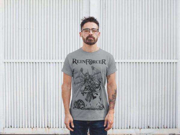 valykrie shirt on male