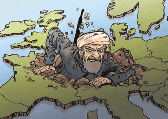 Attentats Terrorisme Daech Islam Invasion Remplacement