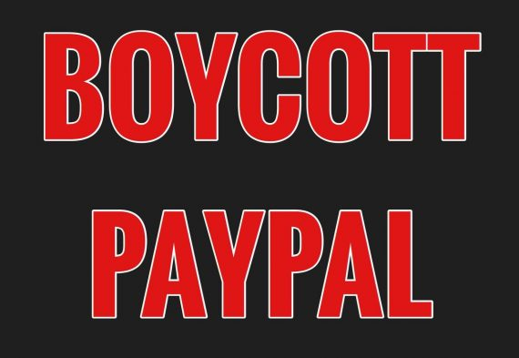 Sous menace boycott PayPal rétablit comptes Jihad Watch