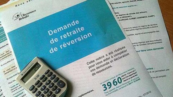 Révolution Pensions Réversion Escroquerie Conséquence Principes