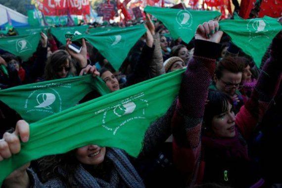 députés légalisation avortement Argentine réaction ahurissante Conférence épiscopale