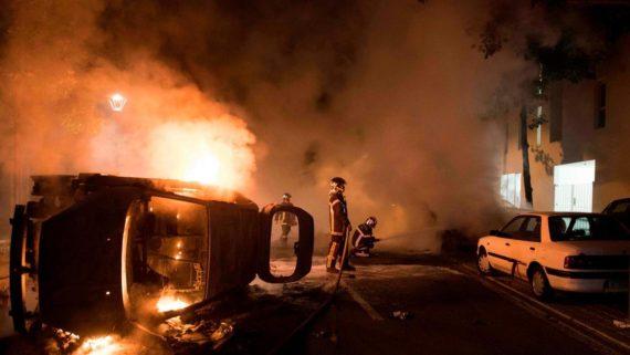 Emeutes Jeune Tué Nantes Police Accuse Pharaon