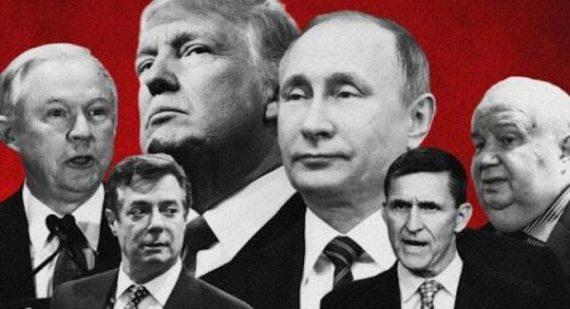 Ingérence Russie Etat profond Trump puissance occulte