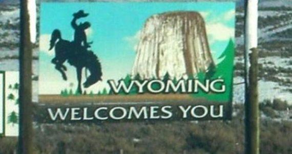 Wyoming or argent réserve fédérale