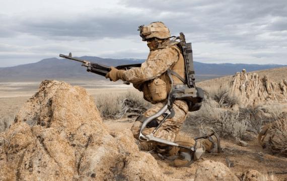 Soldat mutant capacités augmentées chomeurs robotisation