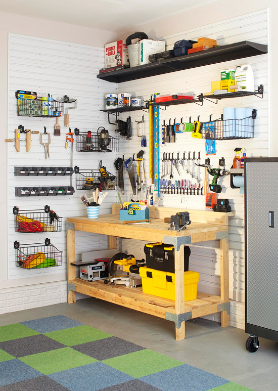 Tips To Organize Your Garage In Time For Father's Day