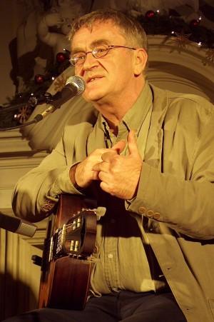 Reinhold Andert solo (Foto: Holger Schade)