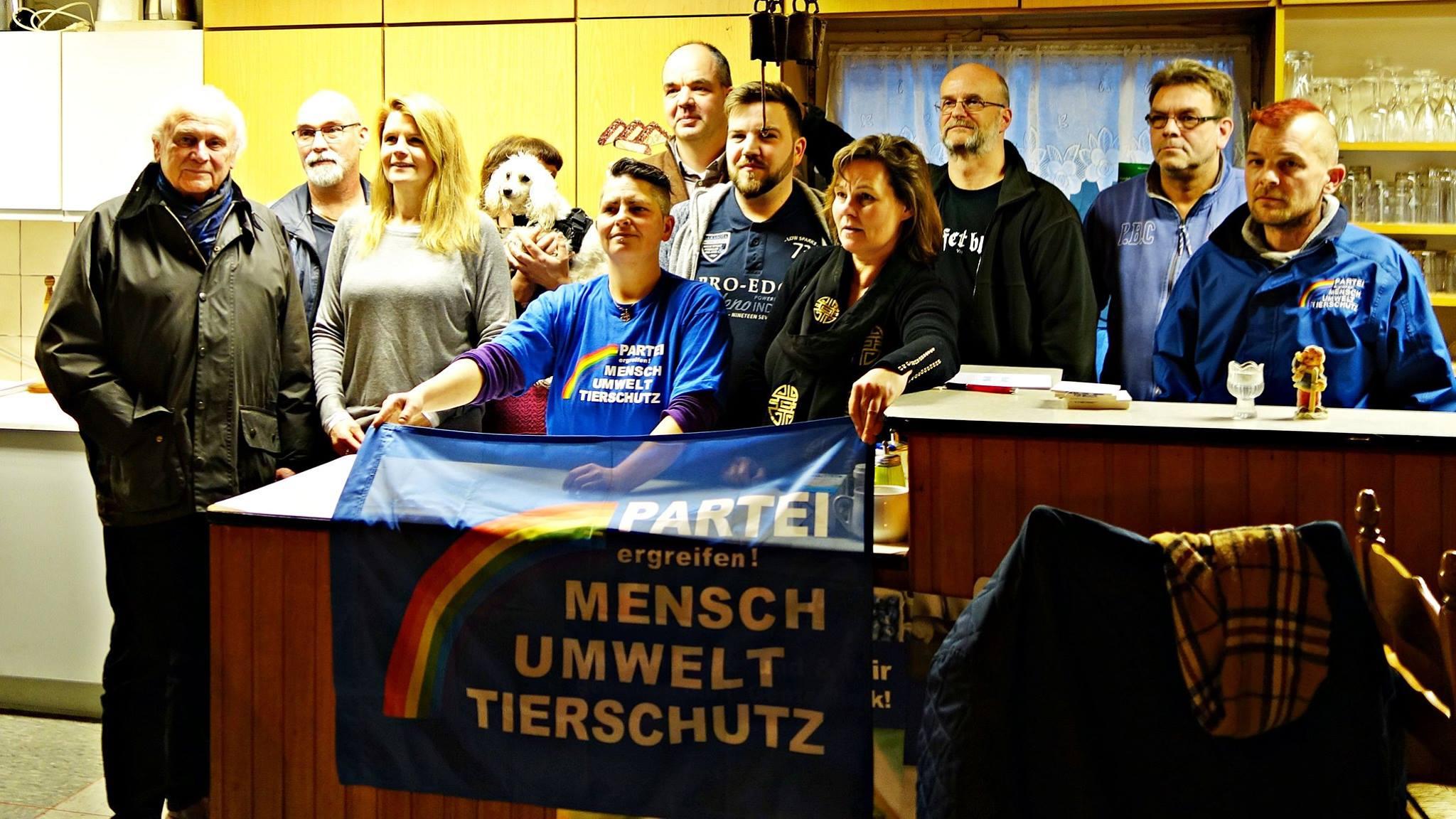 Rekordbesuch beim Landesparteitag der Tierschutzpartei NRW