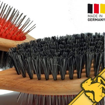 mane and tail brush durable