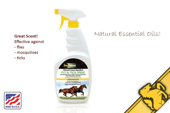 natural horse fly spray