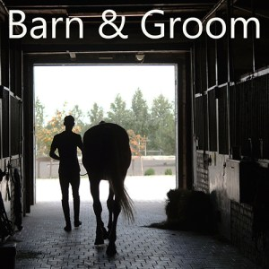 barn and groom supplies